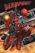 Deadpool marvel comic poster new 22 x 34 x-men