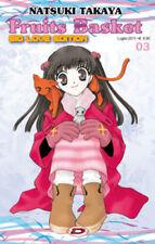 manga DYNAMIC DYNIT FRUITS BASKET BIG EDITION numero 3