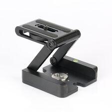 Neu Kamera Faltbar Z-stativ Flex Pan &Tilt Kugelkopf Desktop-Standhalterung