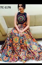 Indian Pakistani Bollywood Designer  Lengha, Chanya Choli