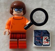 NEW LEGO VELMA MINIFIG 75904 scooby-doo mystery mansion figure minifigure toy