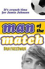 Man of the Match (Jamie Johnson), Dan Freedman, New Book