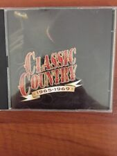 CLASSIC COUNTRY 1965-1969 Disc 2 Only Cd