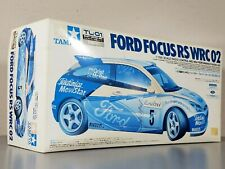 Vintage TAMIYA 1/10 58292 FORD FOCUS RS WRC 02 TL-01 kit w/A3-StepRSC EP