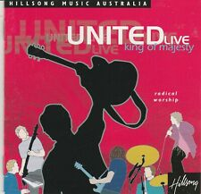 Hillsong United – King Of Majesty CD