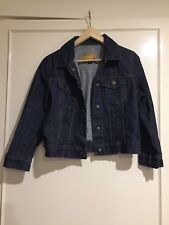 DKNY Kids Demin Jacket size L perfect condition