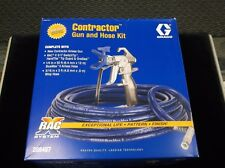 Graco Airless Paint Gun 288487 RACX Hose Kit + Whip Hose & Tip FREE SHIPPING