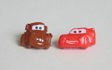 12 Disney Cars Movie Cup Cake Rings Topper Party Goody Bag Filler Favor Supply