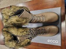 Ecco Women noyce Boots size 10-10.5 or EU 41