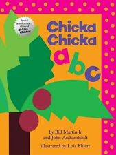 Chicka Chicka ABC, archambault, John, MARTIN, Bill, Junior, NUOVO LIBRO