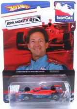 1:64 Hot Wheels Indy Car Series No.43 John Andretti with Real Rider