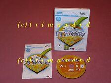 Wii _ Pictionary _ Deutsche Version im sehr guten Zustand _ 1000 Spiele im SHOP