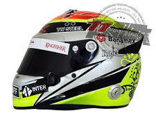 """Sergio """"Checo"""" Perez 2015 Formula 1 F1 Replica Helmet Full Scale 1:1 Casco"""