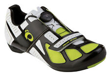 Pearl Izumi Race Road III Bike Boa Cycling Shoes Black/White - 48