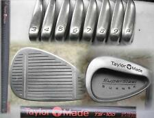 TaylorMade Burner Supersteel Golf Irons TS100 Graphite. TaylorMade 200 Driver
