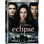 The Twilight Saga: Eclipse (DVD, 2010, 2-Disc Set)   BRAND NEW