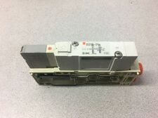 SMC SV3100-5FU SOLENOID AIR CONTROL VALVE, 24VDC