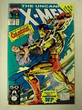 X-MEN UNCANNY #279 MARVEL COMIC MUIR ISLAND SAGA AUGUST 1991