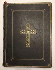 Livres anciens et de collection latins XIXème, sur la religion et spiritualité