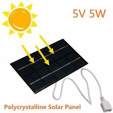Portable Solar USB Charger