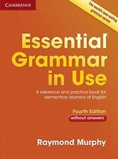Essential Grammar in Use without respuestas de Murphy, Raymond Libro Bolsillo 9