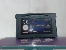 WWF Survivor Series Eccellente GameBoy Advance Pal UKV Batteria Funzionante