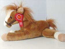 "Wells Fargo Legendary Pony Horse Mack 14"" Plush RED RIBBON 2012"