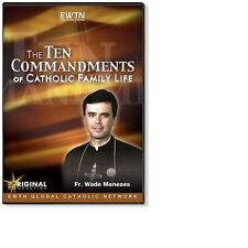 THE TEN COMMANDMENTS OF CATHOLIC FAMILY LIFE AN EWTN DVD