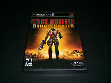 Mace Griffin Bounty Hunter (PlayStation 2) Complete Great Condition