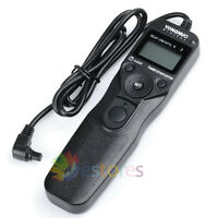 Yongnuo MC-36B C3 Timer Shutter Remote For Canon 6D 7D 50D 40D 5D Mark III II