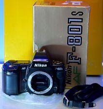 NIKON F801 S FOTOCAMERA REFLEX 35 mm