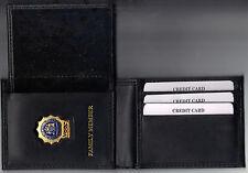 Detective's Family Member Credit Card Randon Number Mini Badge Wallet - CT-70