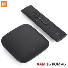 Original Xiaomi Mi Amlogic S905 Quad-Core Android 5.0 3C TV Box -Black