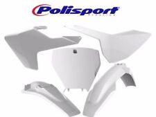 Recambios Polisport color principal blanco para motos Husqvarna