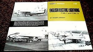 ENGLISH ELECTRIC LIGHTNING F.Mk.1 AND F.MK.1a ( AVIATION NEWS MINI-MONOGRAPH)