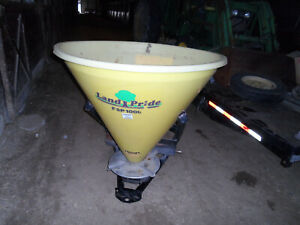 Landpride FSP1000 Spreader, FITS B Series, BX Series, L Series, MX and M Series