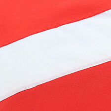 Magideal Diver-Down Boat Flags, Red & White Dive Flag Scuba, Snorkeling