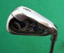 Callaway X 18 Pro Series 6 Iron True Temper Stiff Steel Shaft Golf Pride Grip