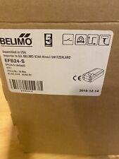 Belimo Efb24 S Damper Actuator 270 In Lb 30 Nm Spring Return Acdc 24 V