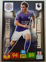 2019/20 PANINI EPL Soccer Card - Ben Chilwell Limited Edition