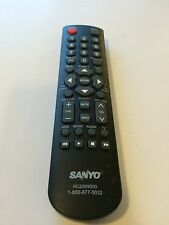 NEW SANYO TV REMOTE CONTROL FOR DP24E14M DP32D53 DP32D53M LCD HDTV LED