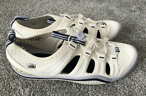 Clarks Rock Engineered Summer Vent Walking Shoes Ladies Size 6D