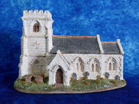 LILLIPUT LANE St Marys Church - Miniature Masterpieces Handmade Model / Ornament