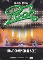 Dvd + Libretto «POOH ~ DOVE COMINCIA IL SOLE» slipcase nuovo