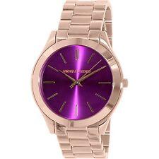 Michael Kors Women's Runway MK3293 Rose-Gold Stainless-Steel Fashion Watch