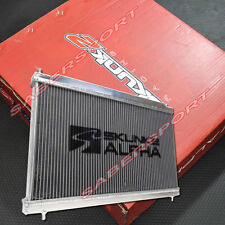 Skunk2 Racing Alpha Aluminum Radiator 06-11 Honda Civic Si 8th Gen FA//FG