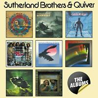 SUTHERLAND BROTHERS and QUIVER - THE ALBUMS: 8CD CLAMSHELL BOXSET