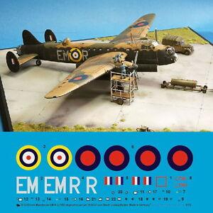 Peddinghaus 1/72 3330 Avro Manchester EM_R L7381,12.08.1941 emergency landing