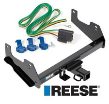 Reese Trailer Tow Hitch For 15-20 Ford F-150  w/ Wiring Harness Kit