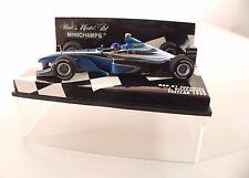 Minichamps  F1 BAR 01 Supertec J.Villeneuve Testcar 1999 1/43 neuf boxed/ boite